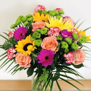 Bouquet Ordering for Delivery
