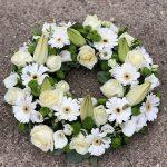 funeral flowers delivered near me Llanrwst